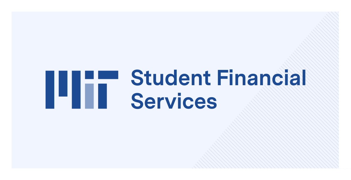 MIT Student Financial Services